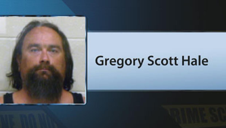 Gregory Hale accused of dismembering, eating body of Lisa Marie
