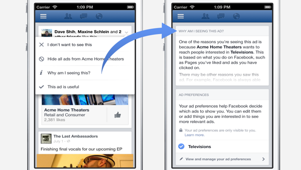 Personalized Ads Coming To Facebook Cbs News