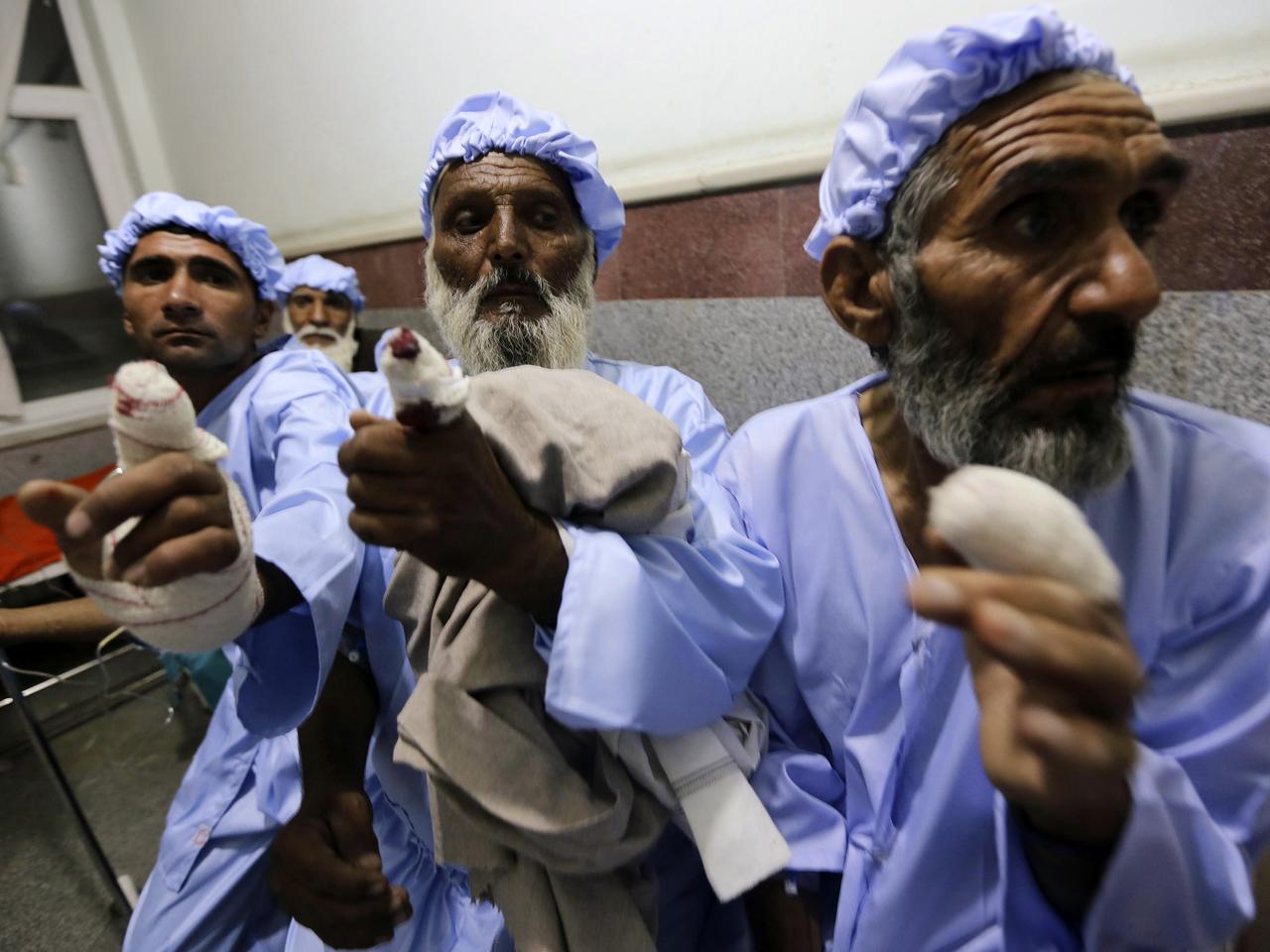 Afghanistan election sees millions vote despite Taliban