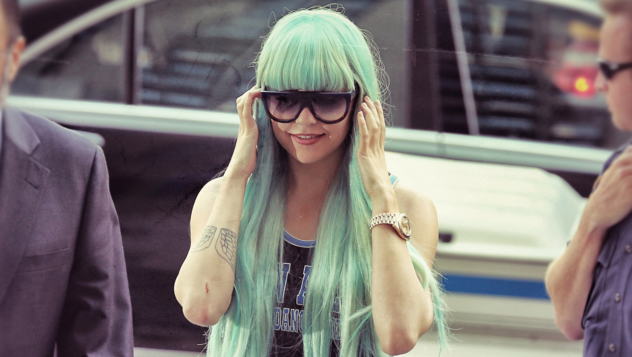 Amanda bynes tied up matchless message