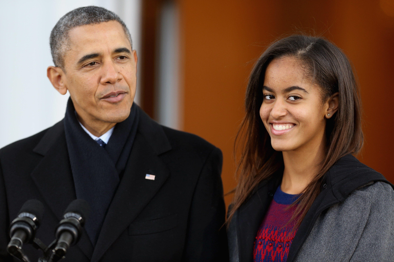 As Malia Obama Celebrates Sweet 16 A Look At White House Teenagers