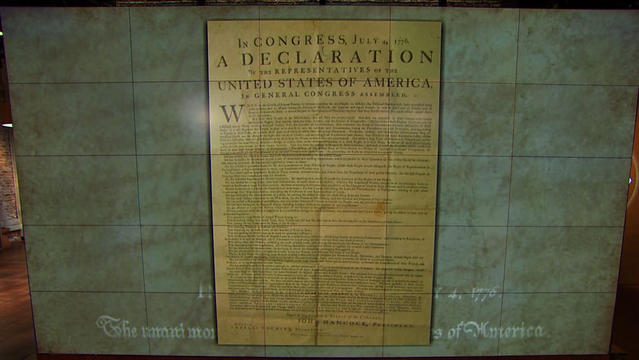 Inside the declaration of independence signing cbs news inside the declaration of independence signin publicscrutiny Image collections