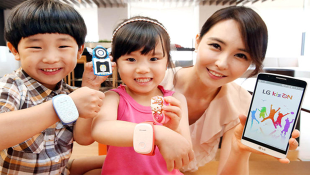 Wearable Gps Tracking For Children To Ease Pas Minds
