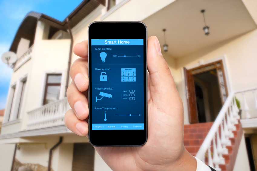 """Technology For Homes keeping """"smart homes"""" safe from hackers - cbs news"""