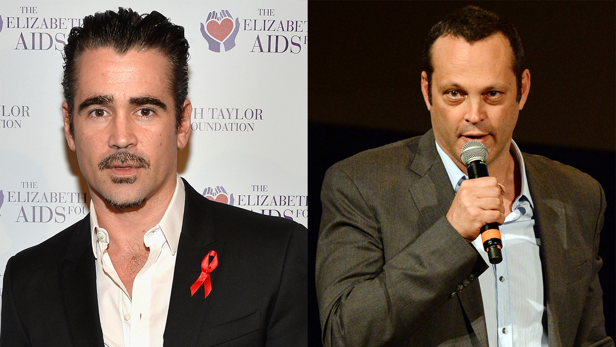 Colin Farrell, Vince Vaughn to star in