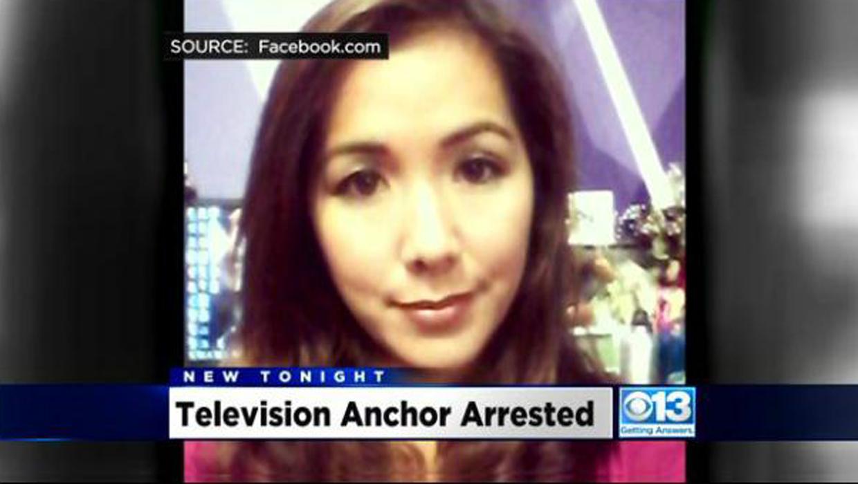 Sabrina Rodriguez, news anchor for Sacramento's FOX 40