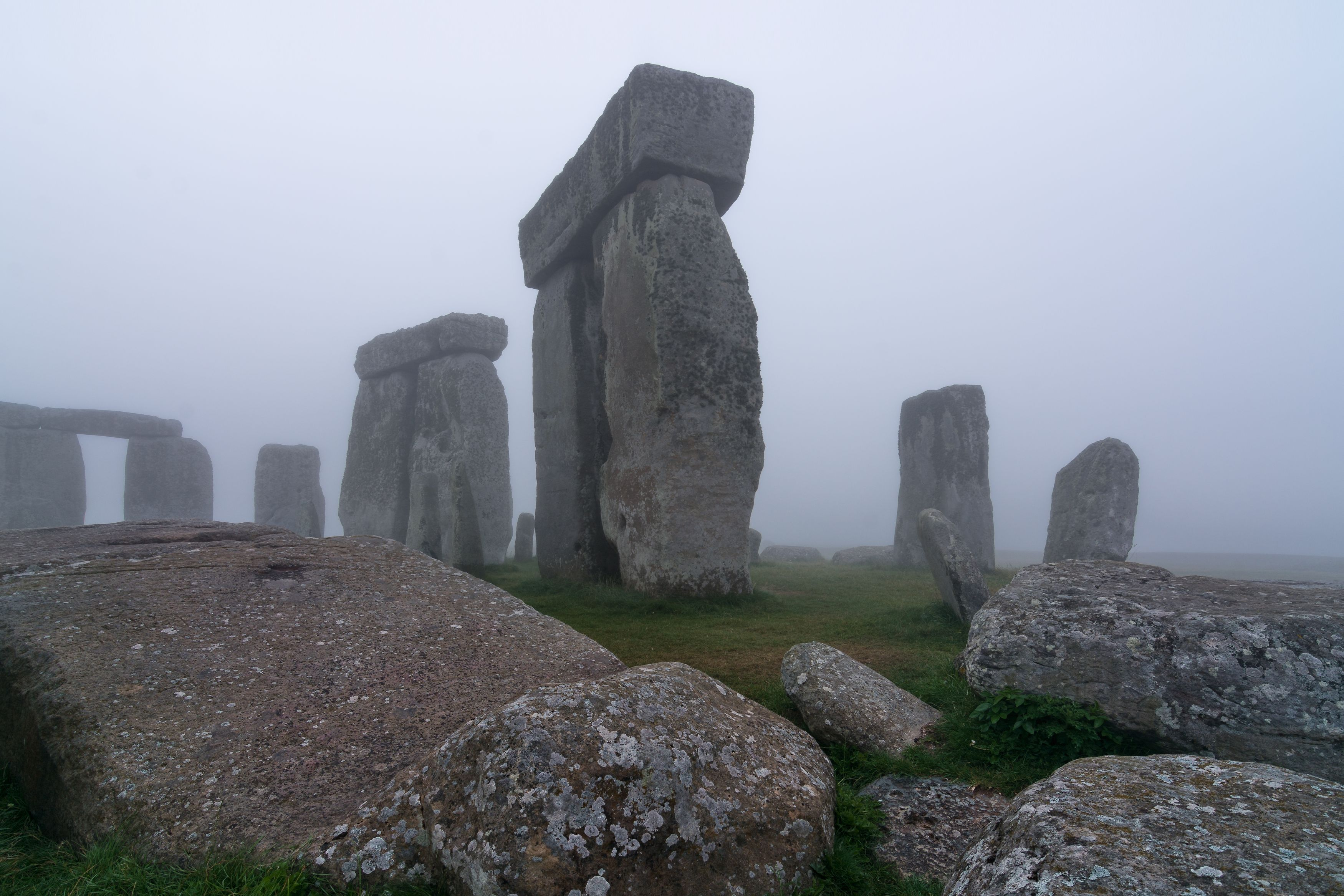 High Tech Imaging Reveals Hidden Stonehenge