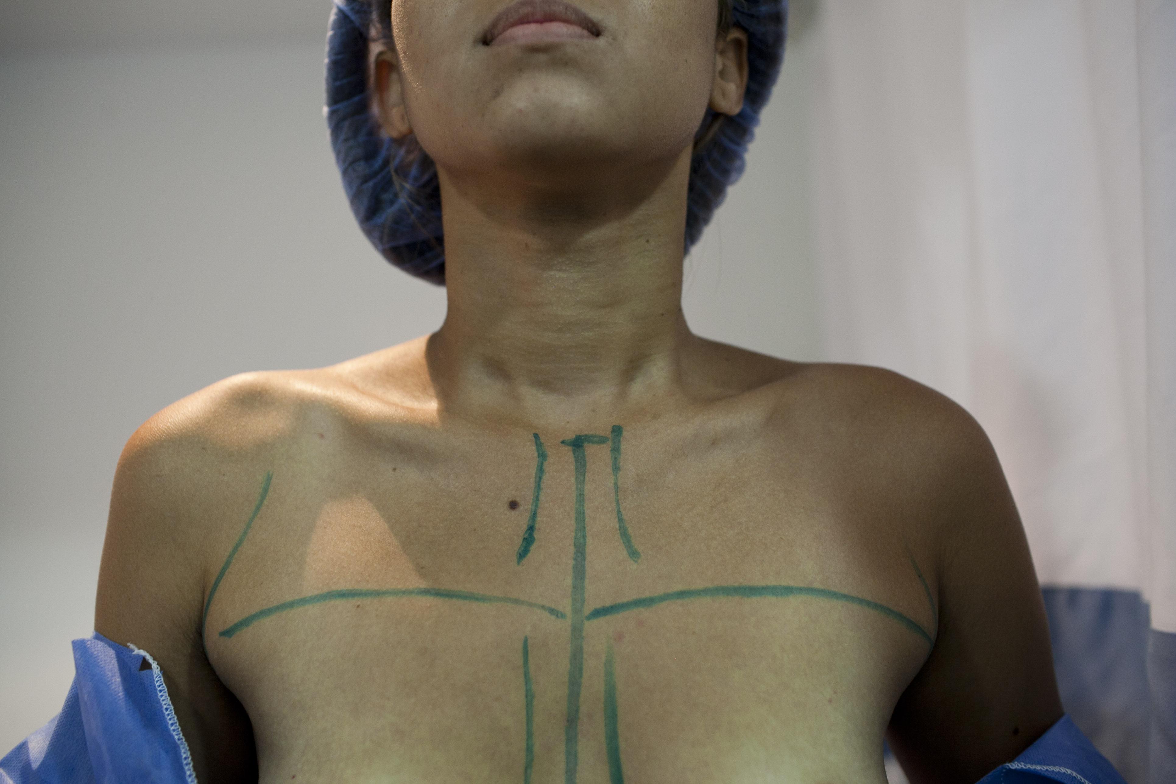 Naked pin up photography