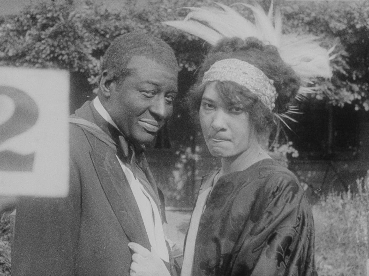 101yearold footage oldest surviving film of black