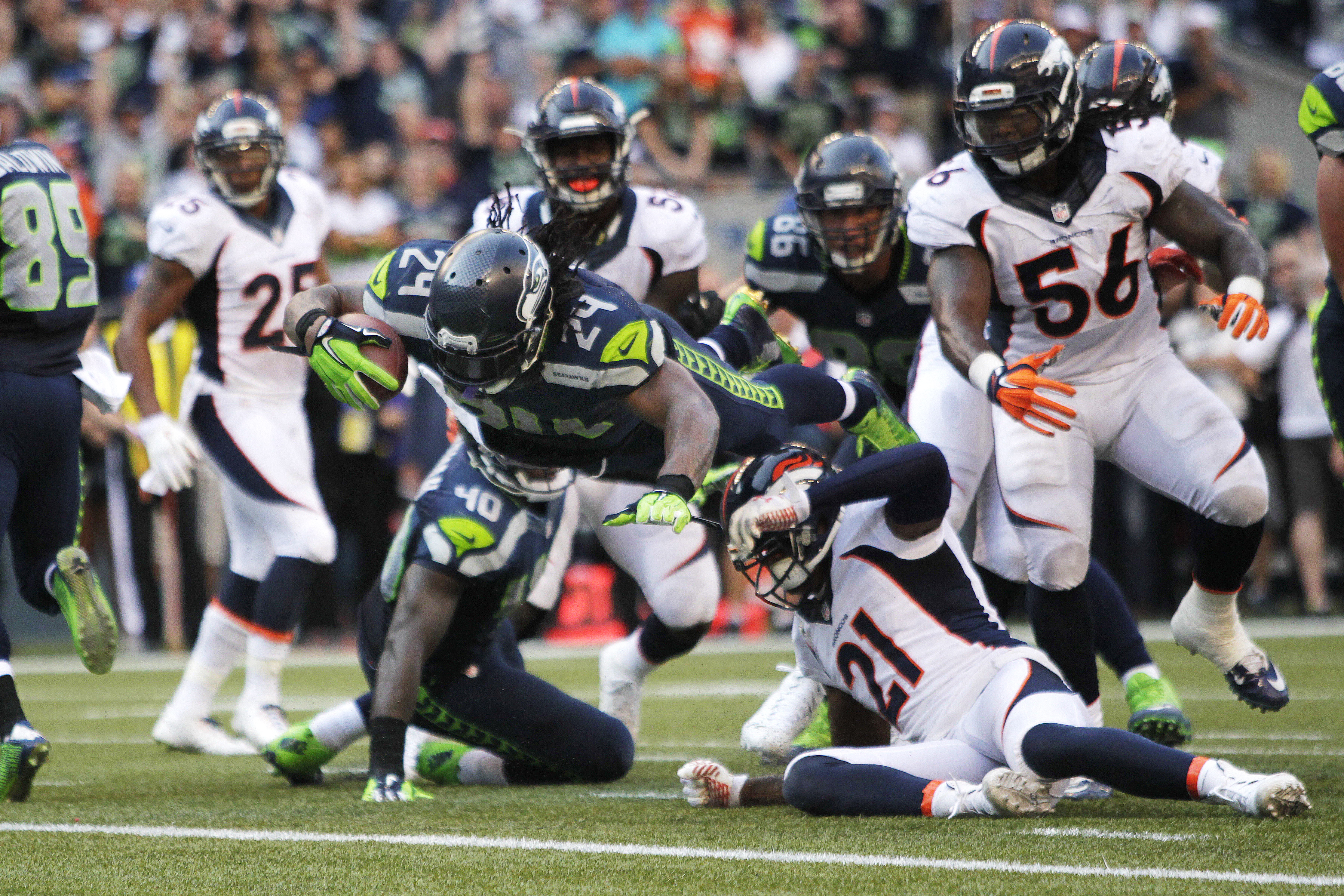 Seahawks escape Broncos 26-20 on Marshawn Lynch overtime touchdown ... e30abbbe9