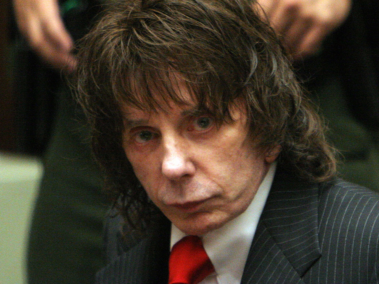 Phil Spector: New photos show age, decline of pop music ...