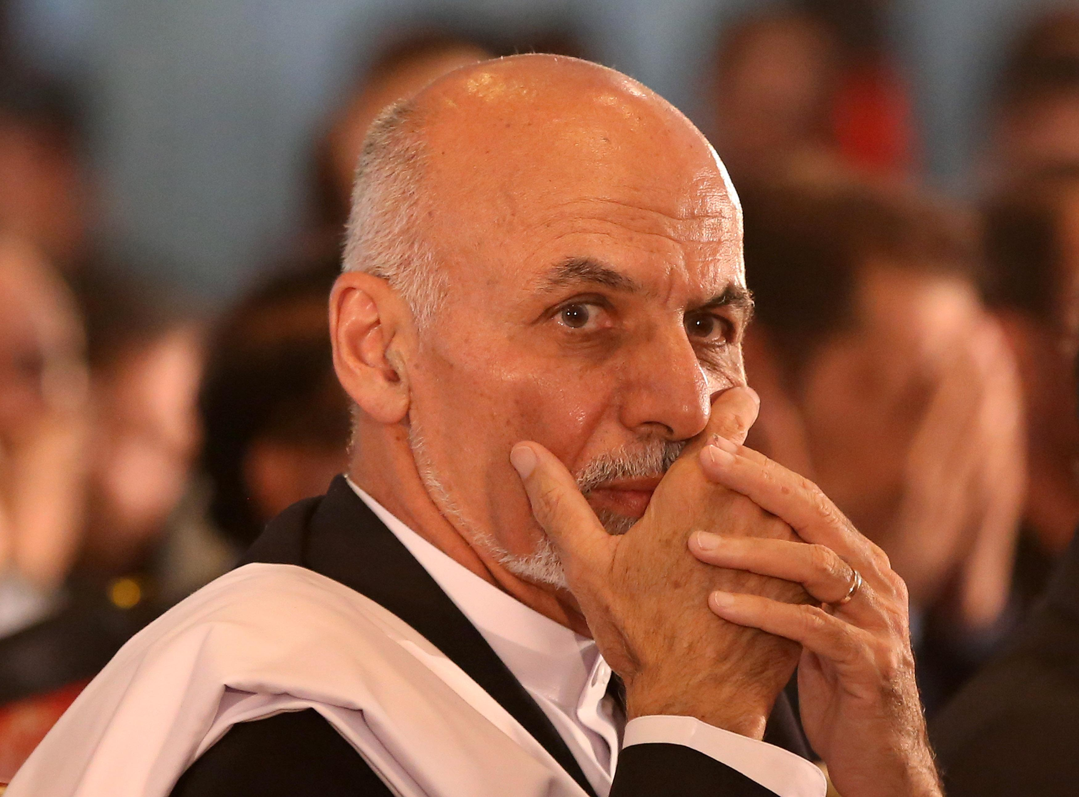 Afghanistan gets new president, replacing Hamid Karzai - CBS
