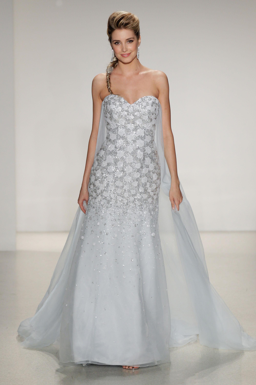 Wedding Dresses Fit For A Disney Princess Cbs News