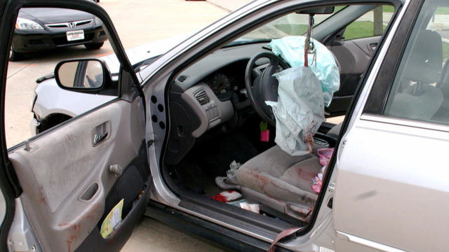Government Urges Broader Recall Of Defective Air Bags