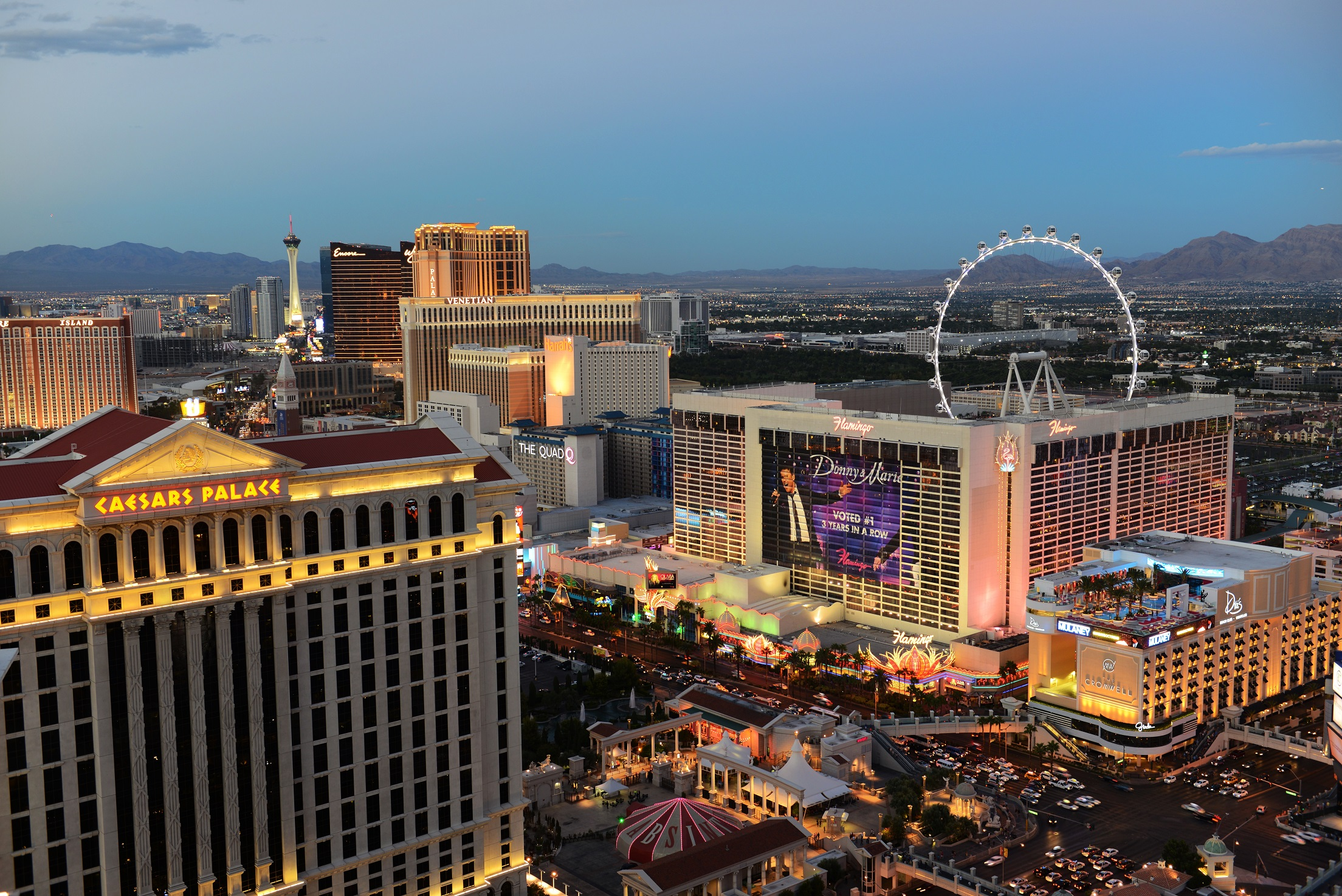 Las Vegas Casinos Reinventing The Strip To Attract New