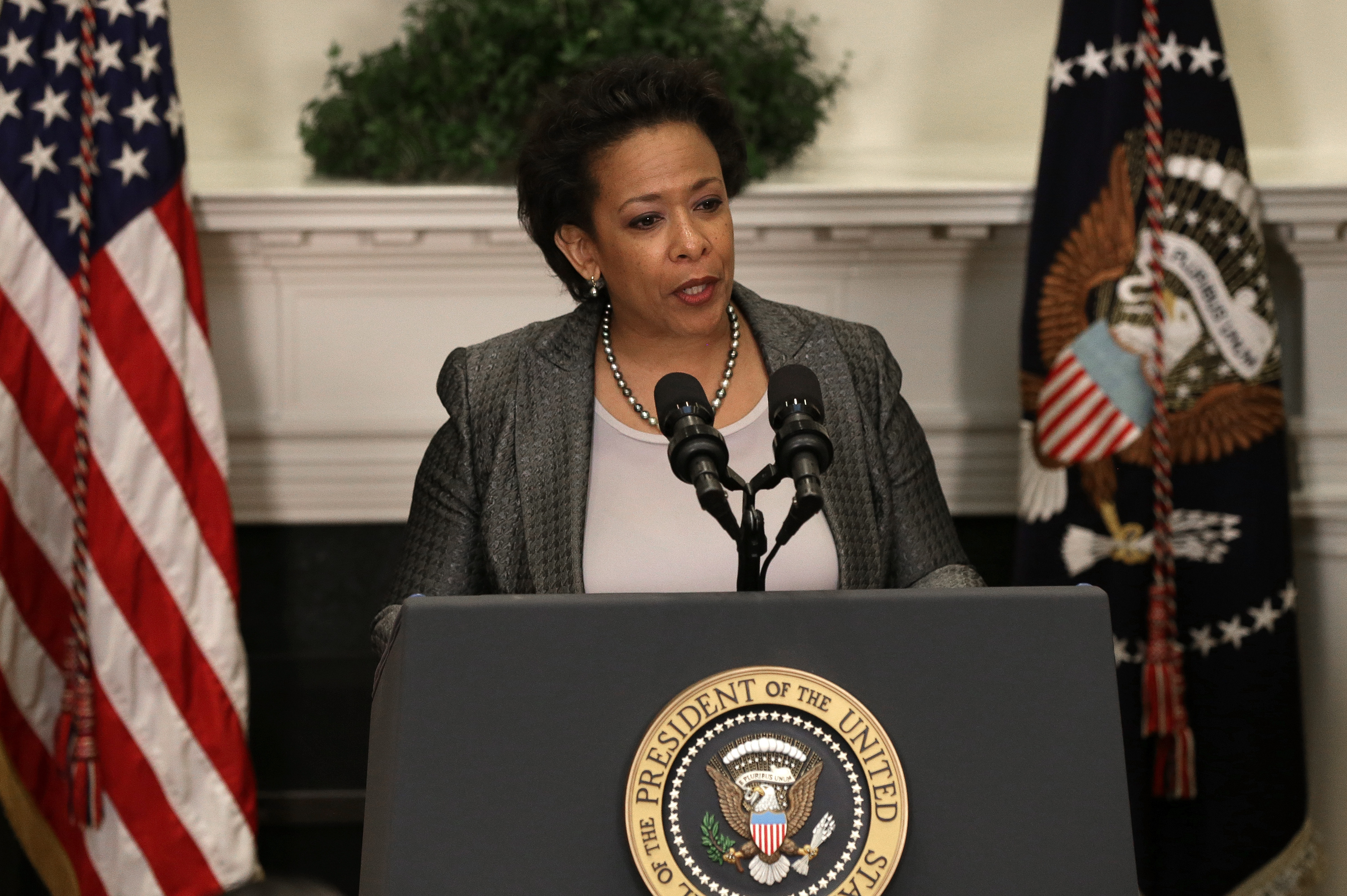 Attorney general pick Loretta Lynch seen as civil rights defender ...