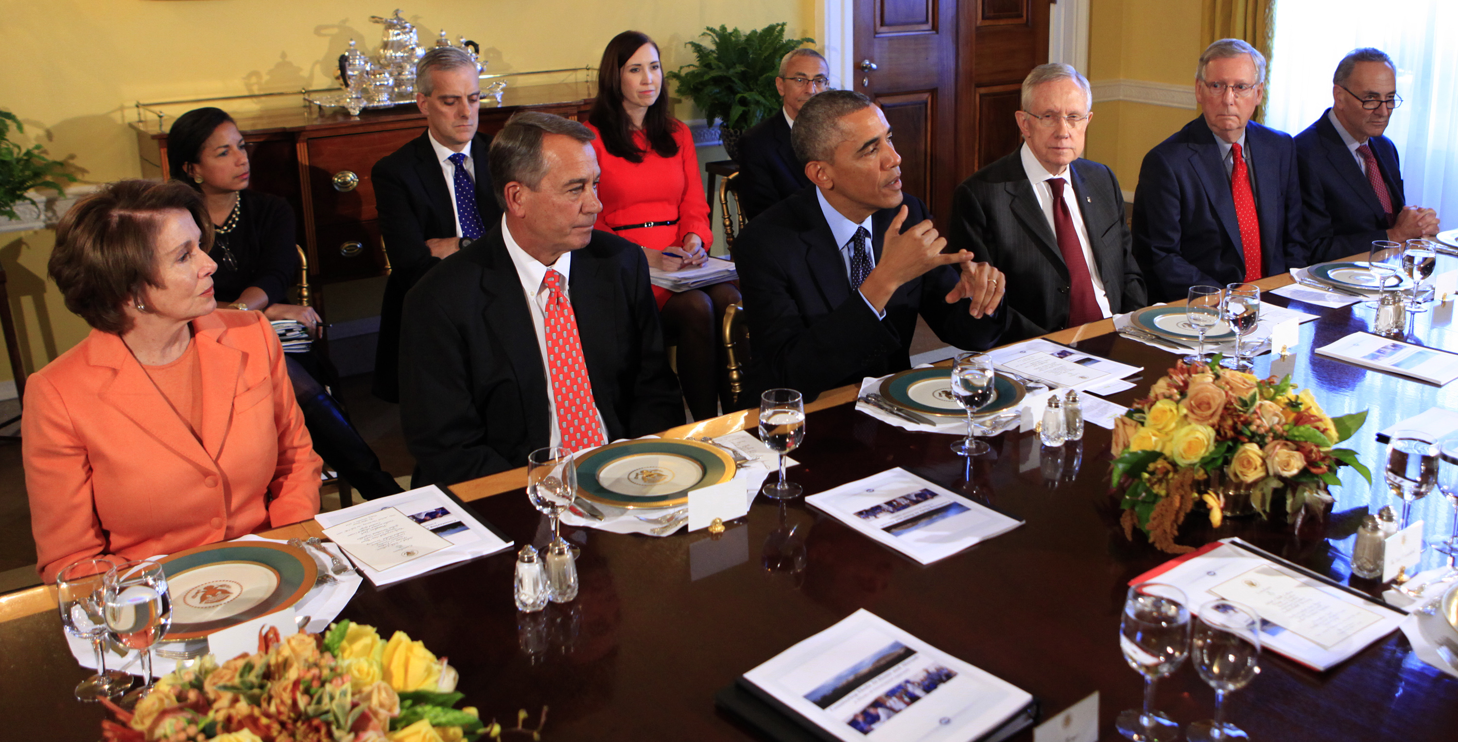 Hope and change? Not much in Obama's relationship with Congress ...
