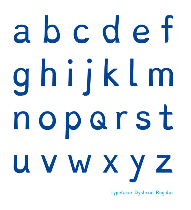 Tomorrow Evening Tuesday 1021 Dyslexia >> The Font That Could Help Dyslexics Read Better Cbs News
