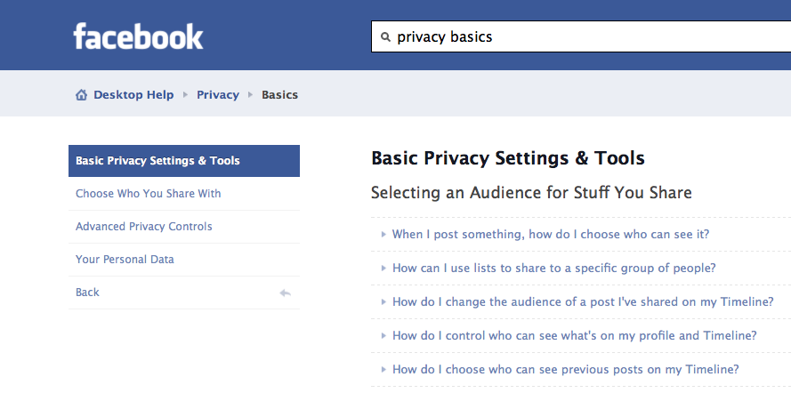 Facebook Simplifies Its Privacy Policy Again Cbs News