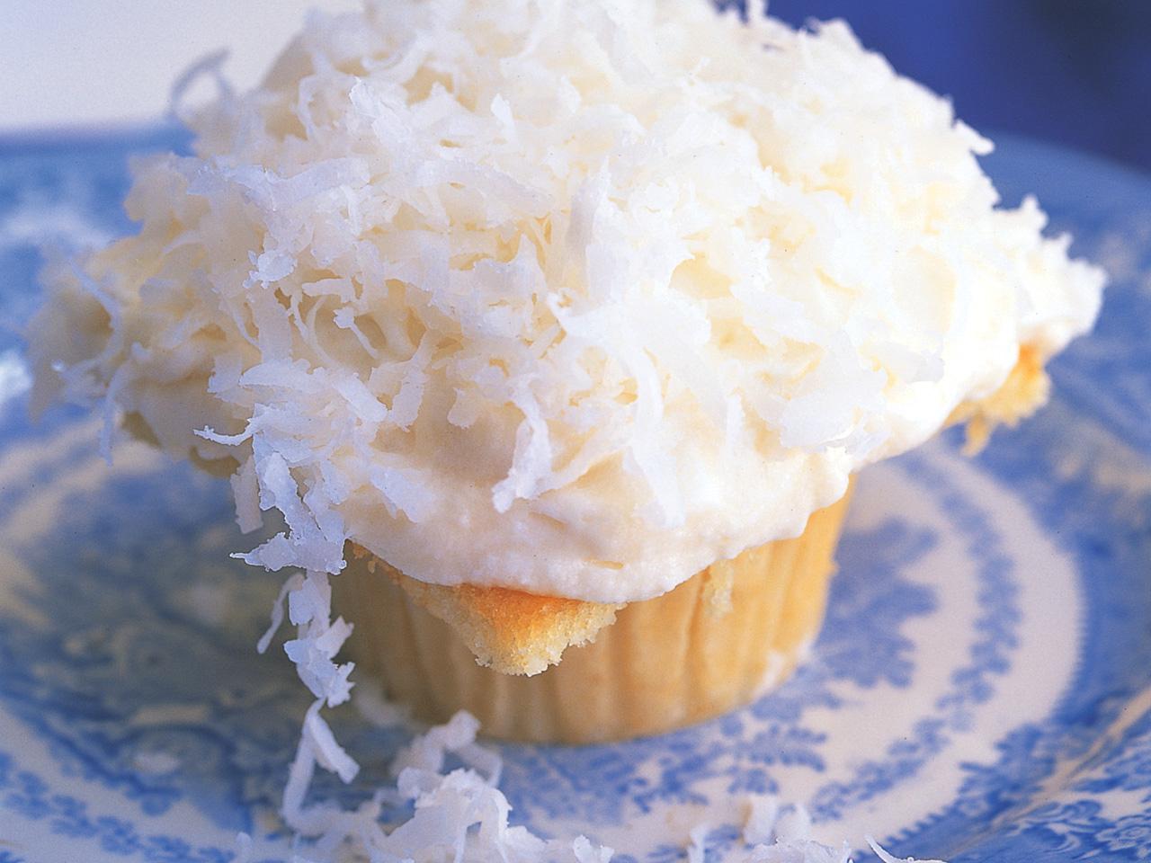 Ina Garten Cream Cheese Frosting recipe: ina garten's coconut cupcakes - cbs news