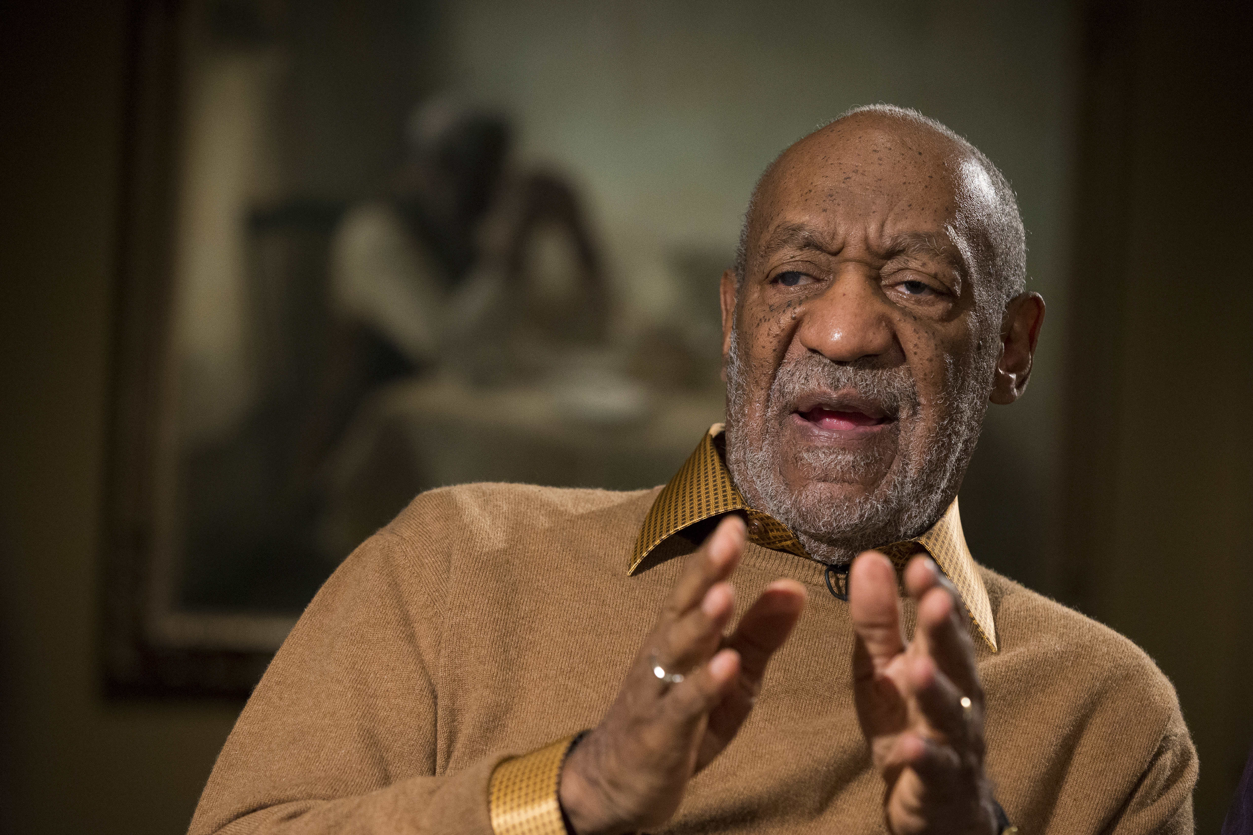 Bill cosby accused of sexual