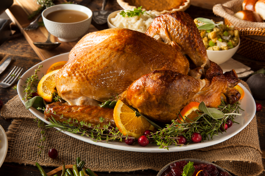Thanksgiving day strategies to stave off weight gain cbs for What to eat on thanksgiving dinner