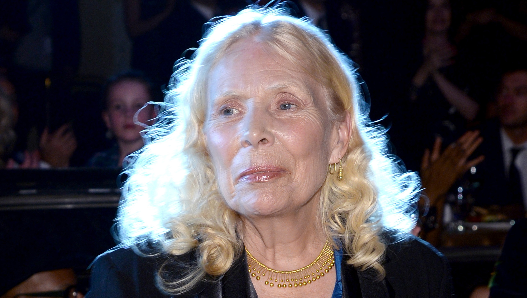 Joni Mitchell and the mystery of Morgellons disease - CBS News