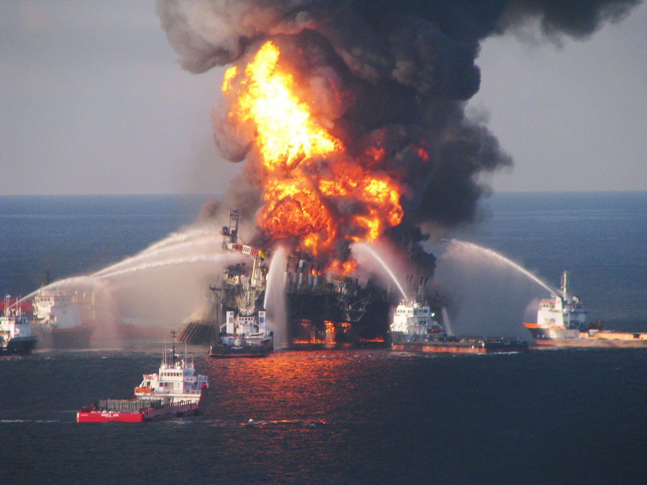 Bp Settles Deepwater Horizon Oil Spill For  20 Billion