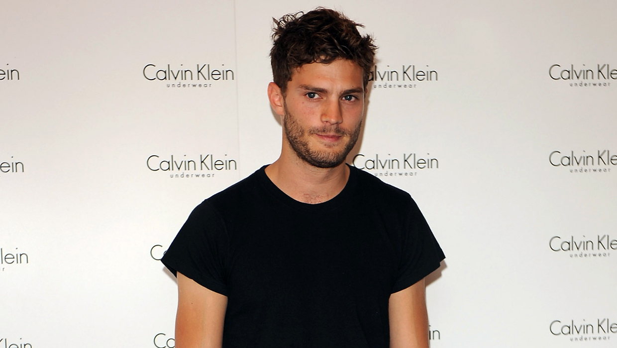 """Jamie Dornan visited a sex dungeon to prepare for """"Fifty ..."""
