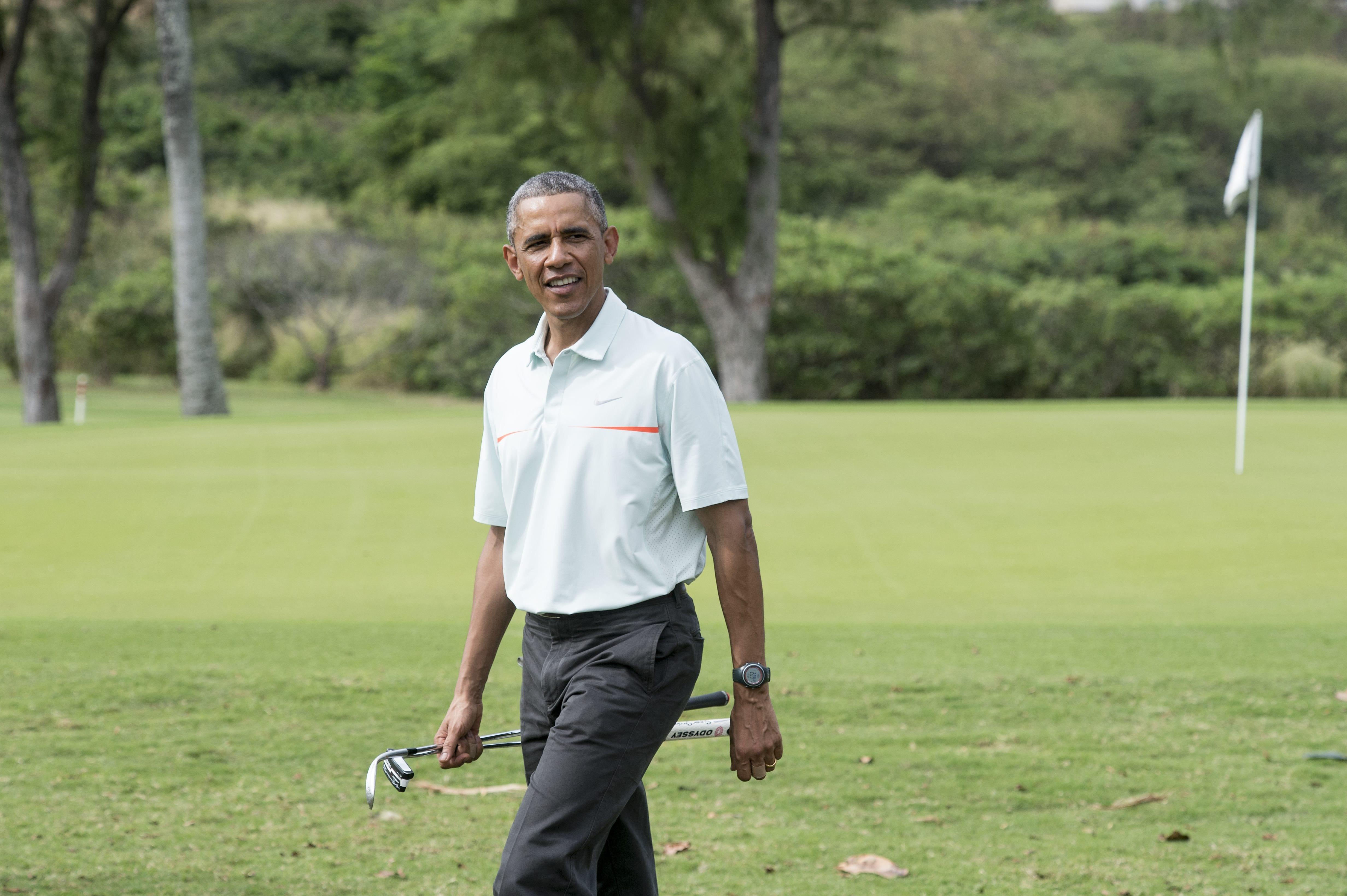 1583f4aa552b80 Why Obama loves golf