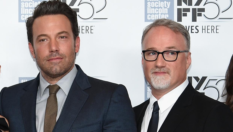 Ben Affleck, David Fincher Gone Girl
