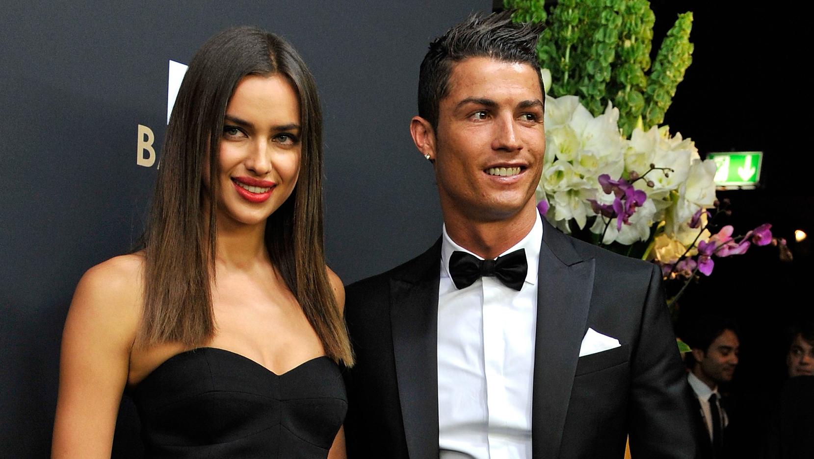 Cristiano Ronaldo and model Irina Shayk split after five years - CBS News