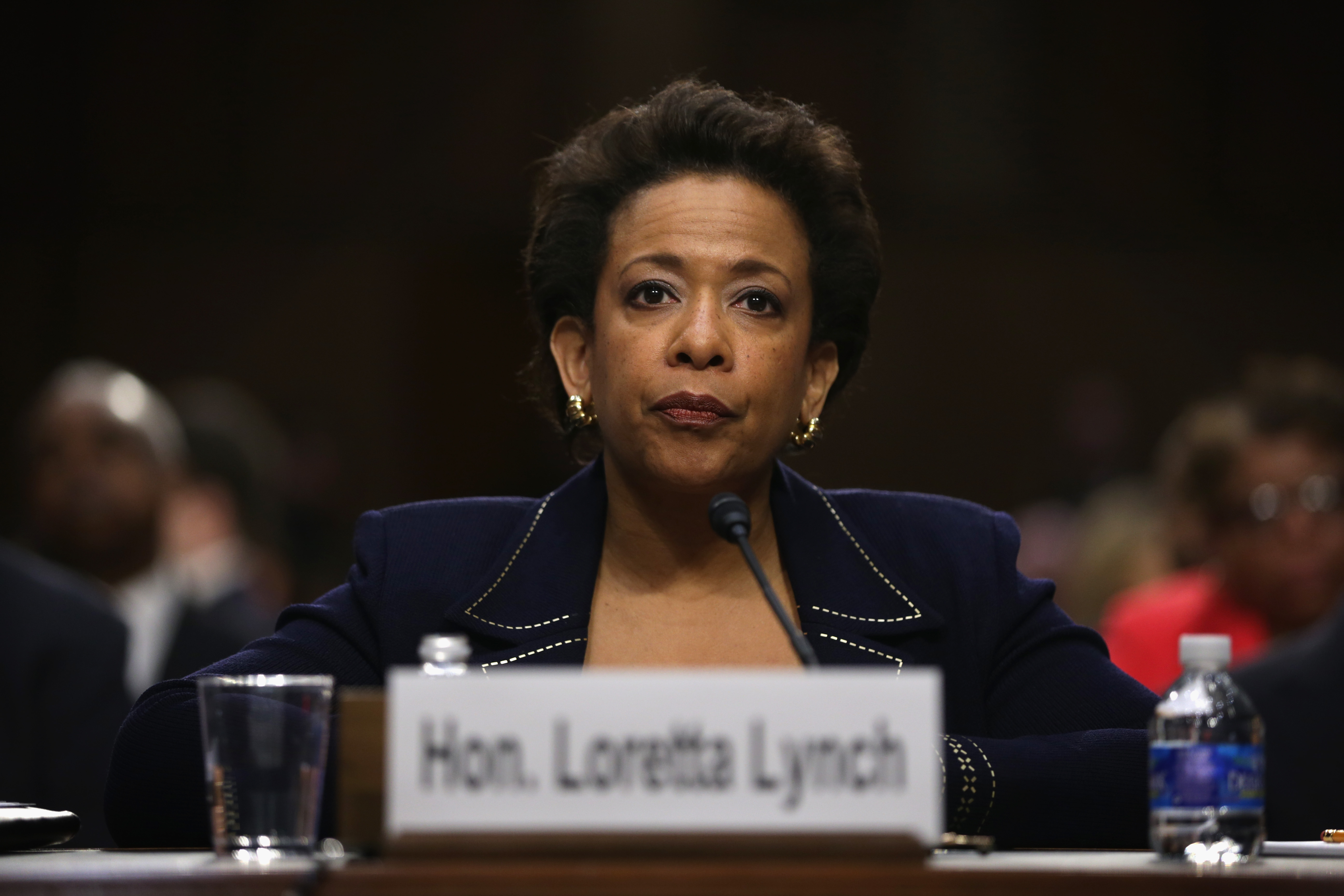 Loretta Lynch promises Congress the Constitution will be her