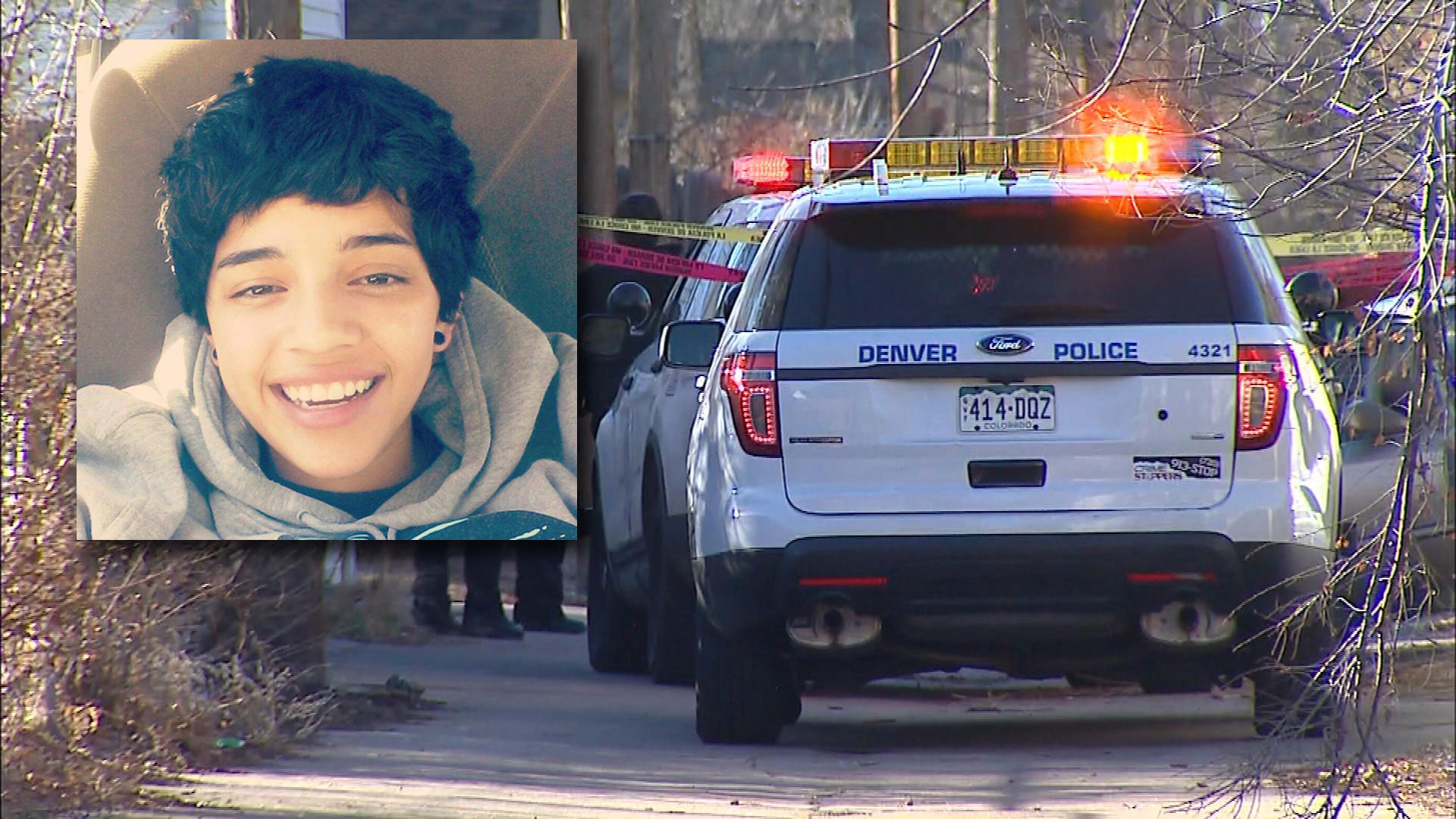 Teen killed by Denver police cited for resisting arrest 3 weeks ago ... 6a4949ebc