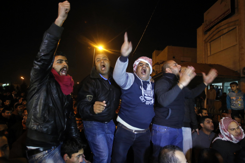 ISIS threat: Jordan executes prisoners after pilot purportedly