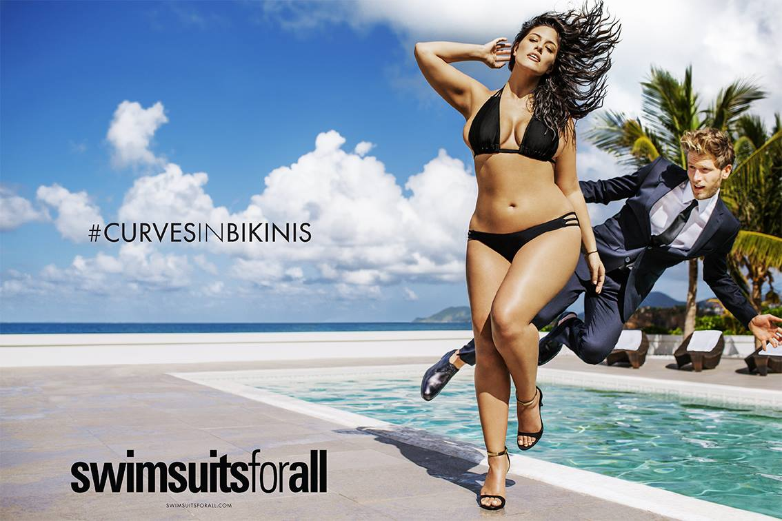 b89068c529d Sports Illustrated Swimsuit Issue features plus-sized model for the first  time