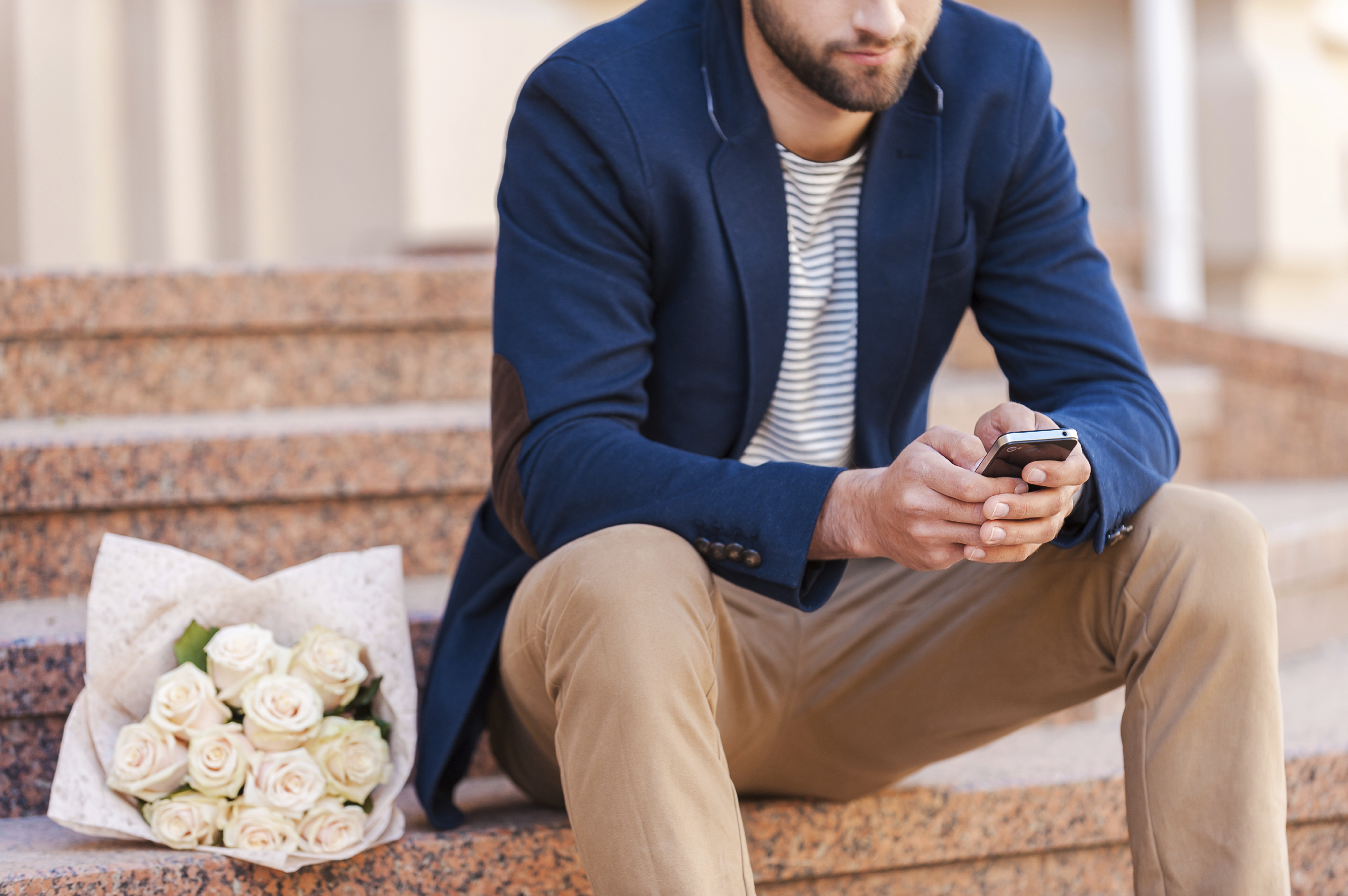 5 asioita tietää dating sotilaallinen mies