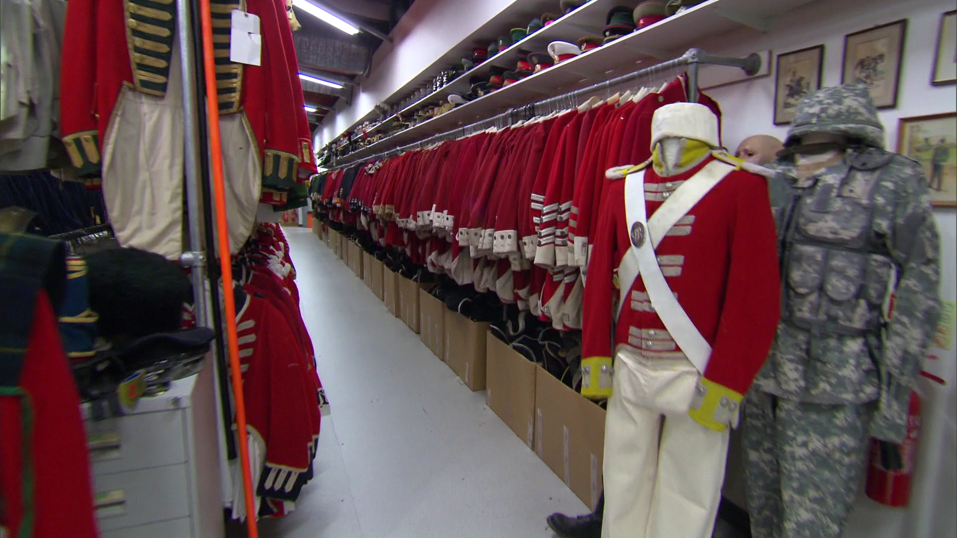 Inside Oscar Best Costume Design Winning Shop London S