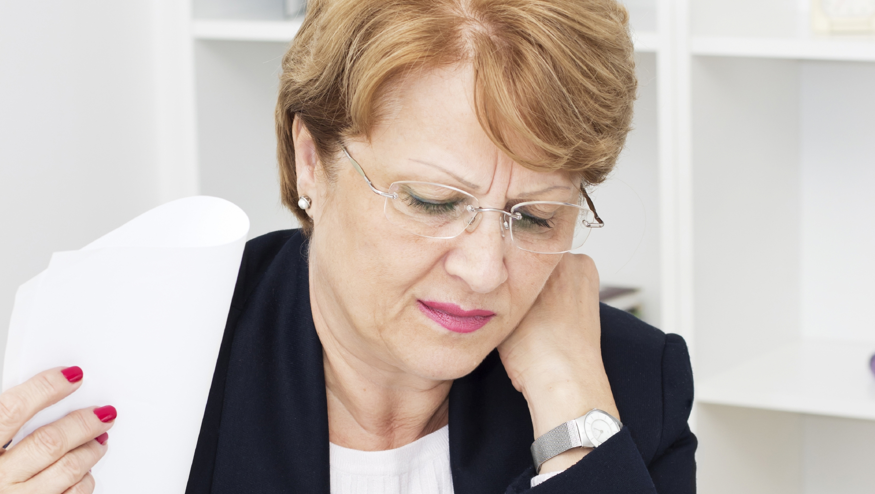 how long does menopause depression last