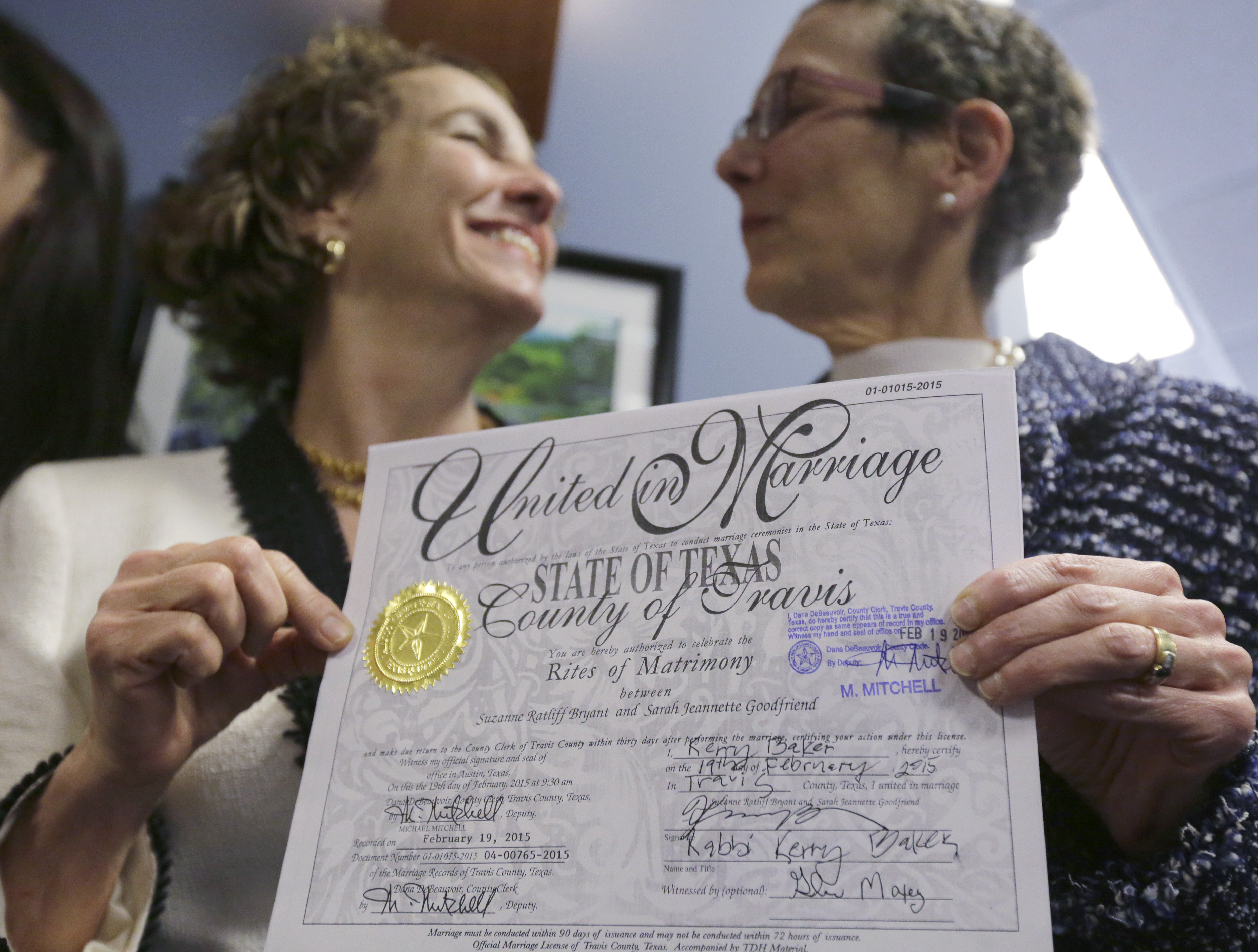 travis county texas marriage license information