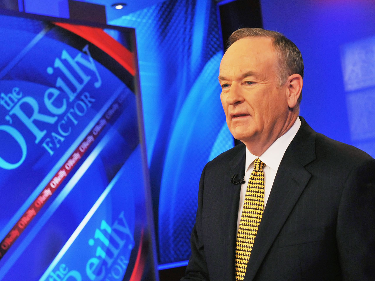"""Bill O'Reilly says firing was """"political hit job"""" and business decision"""