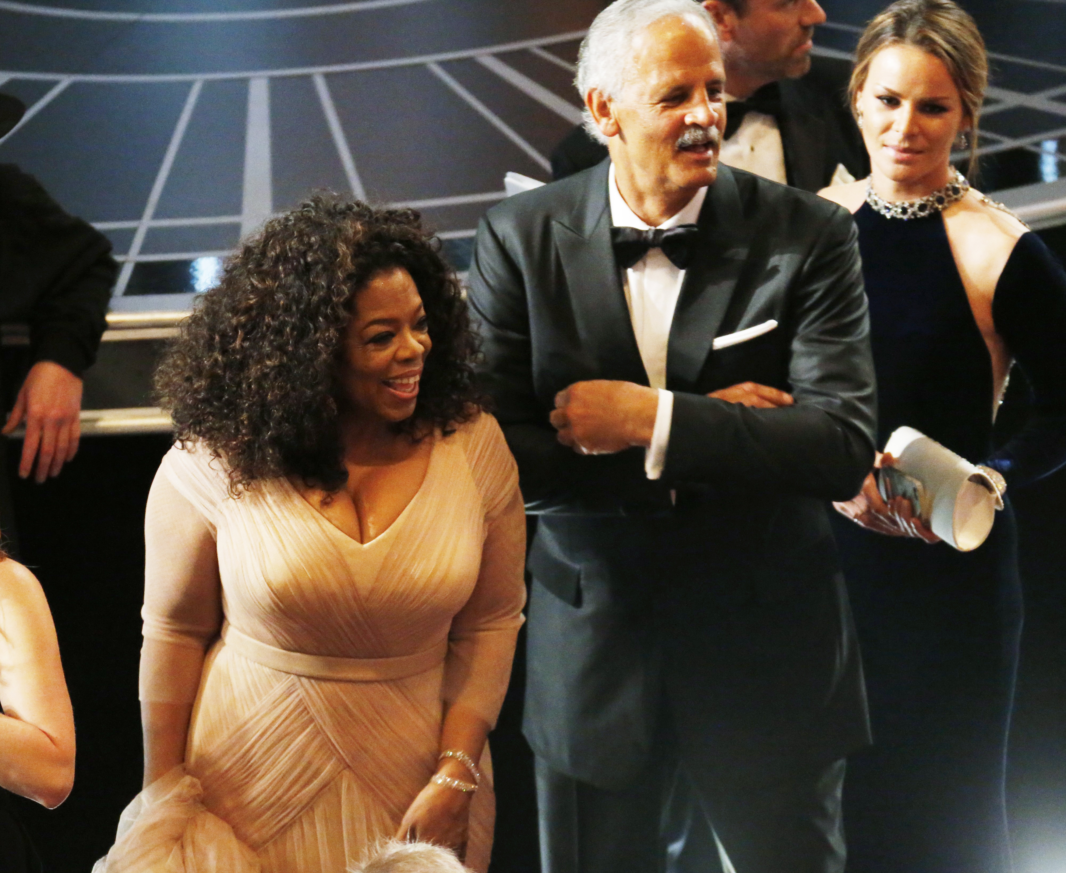 gayle and oprah relationship