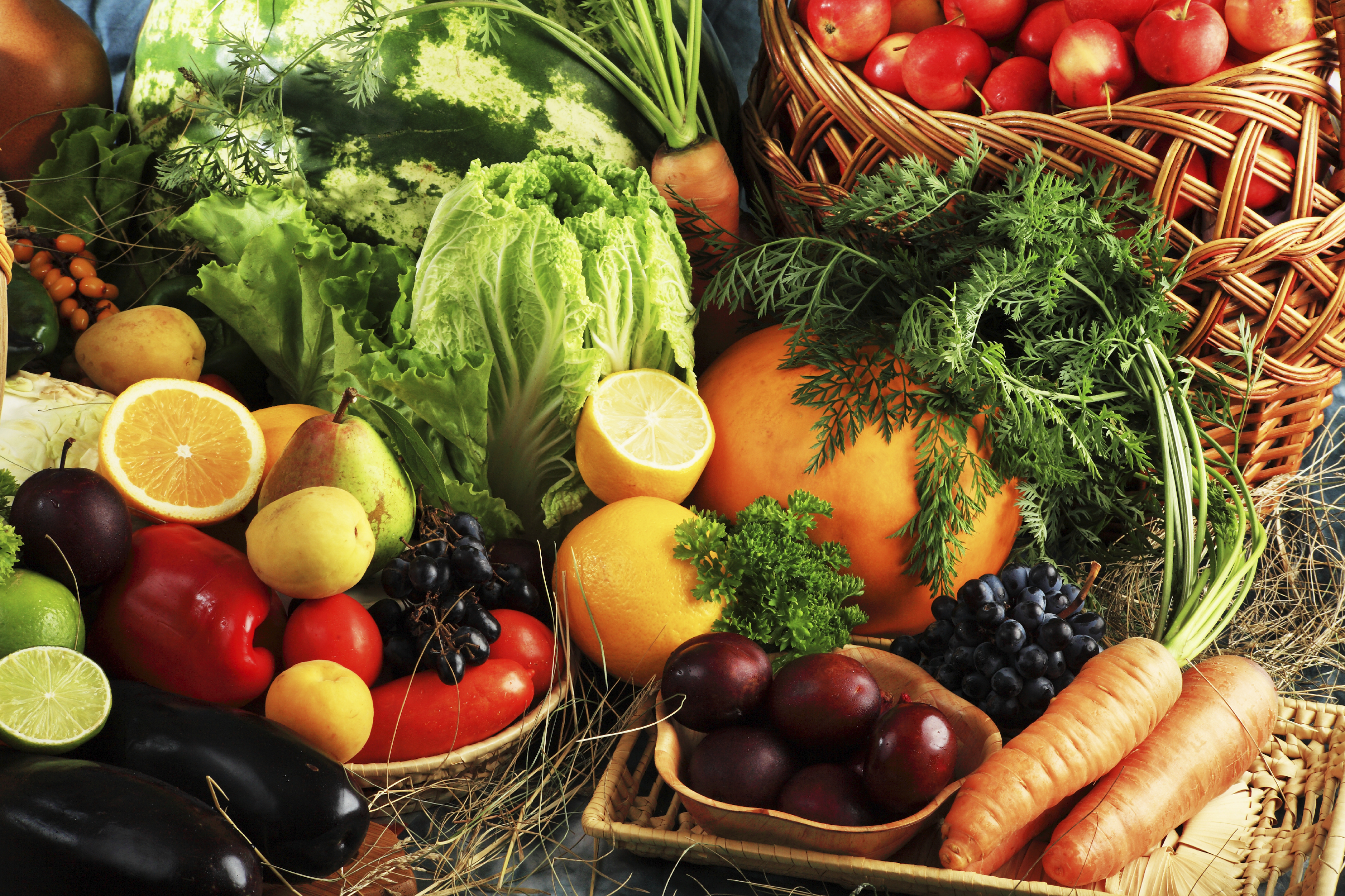 Vegetarian Diet May Lower Colon Cancer Risk