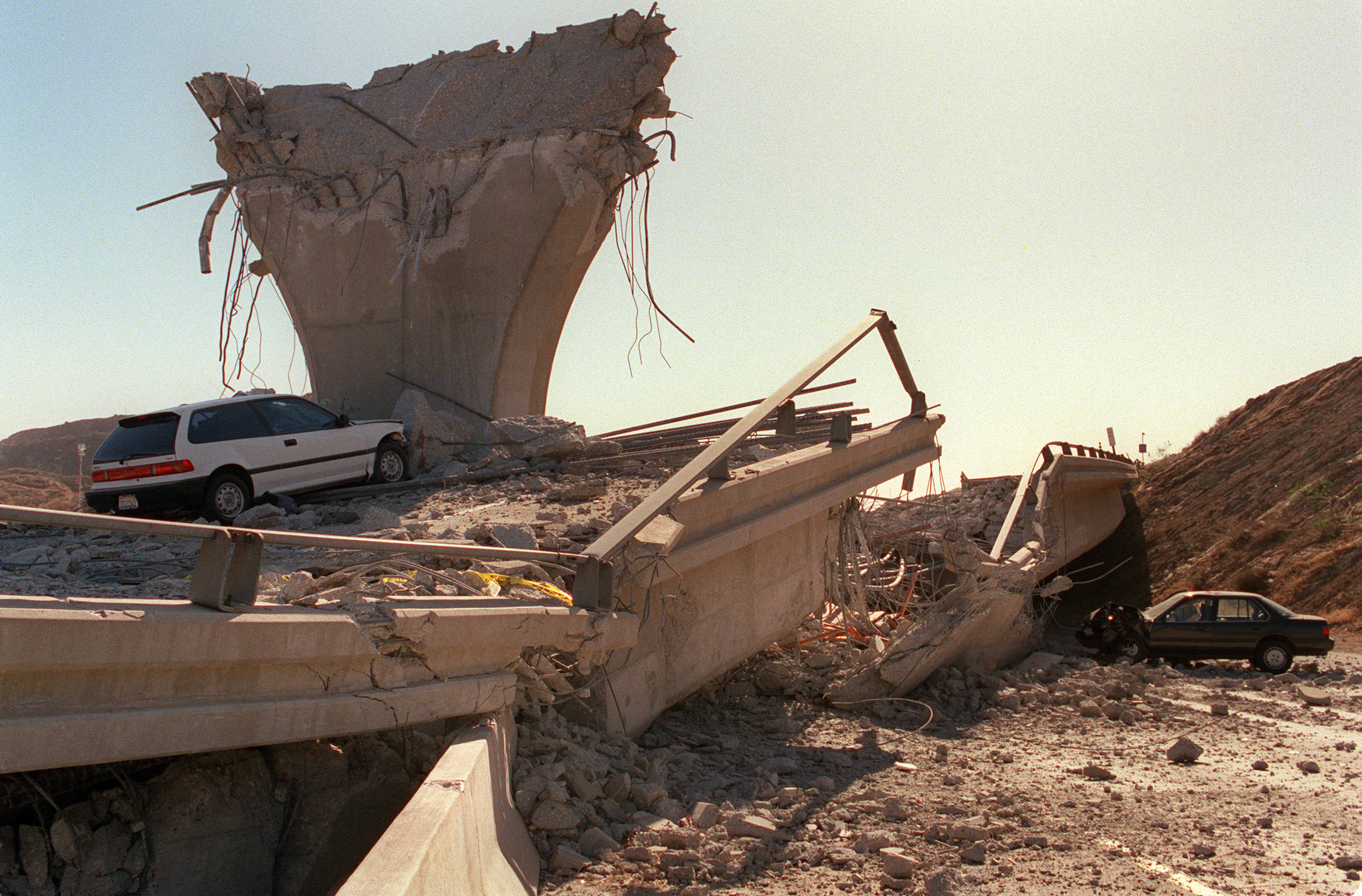 5 earthquakes rumble California