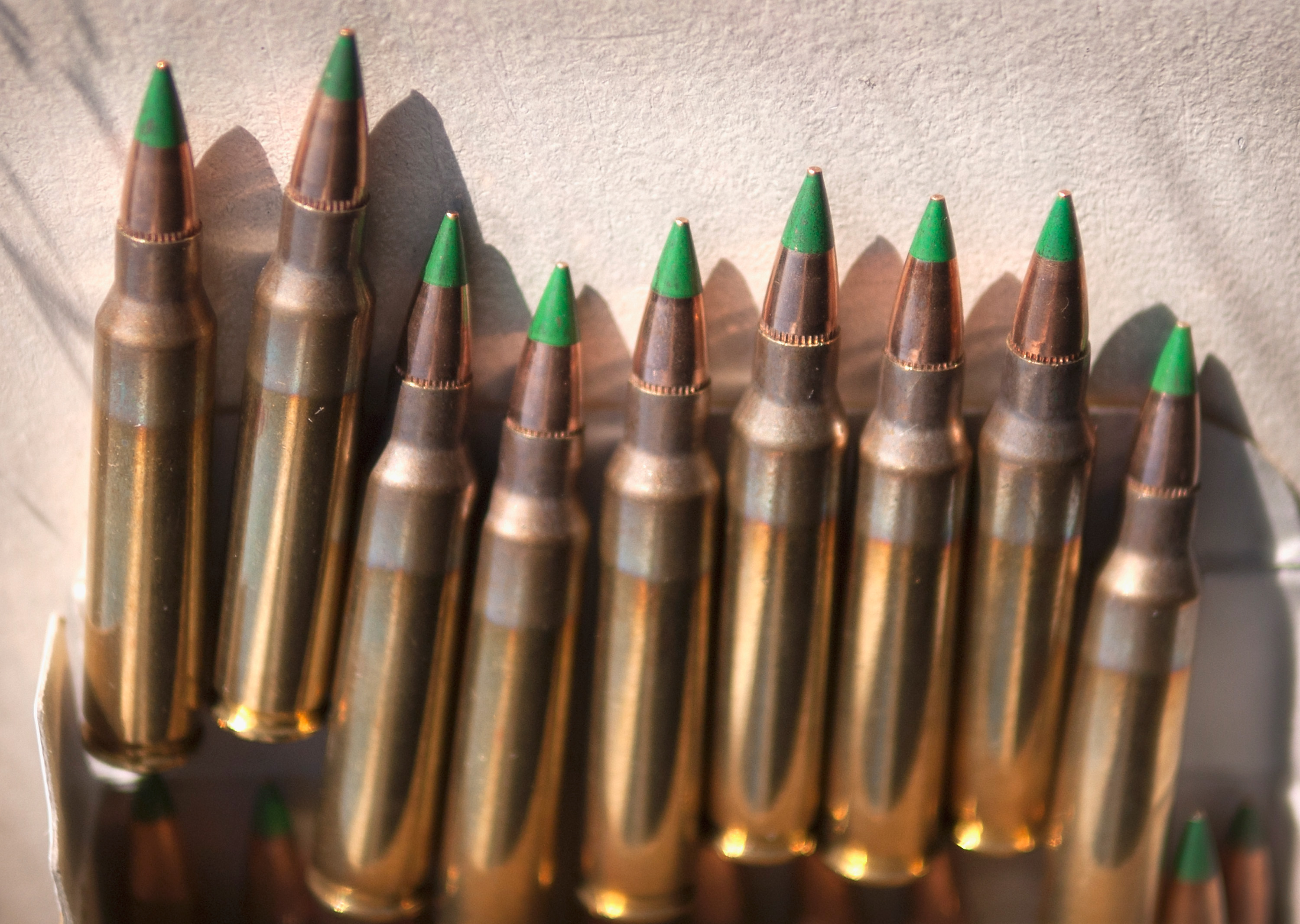 white house drops plans to ban green tip bullets cbs news