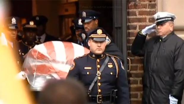 Slain Philadelphia officer