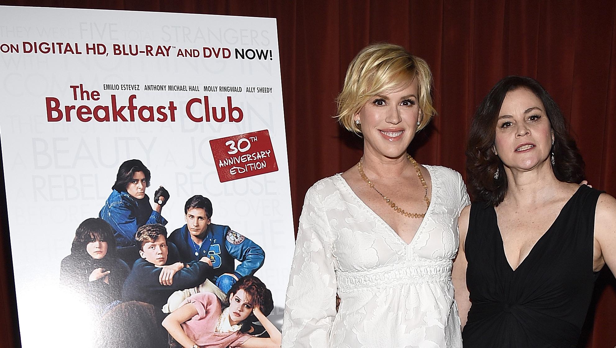 """""""The Breakfast Club"""" cast members reunite at SXSW - CBS News"""