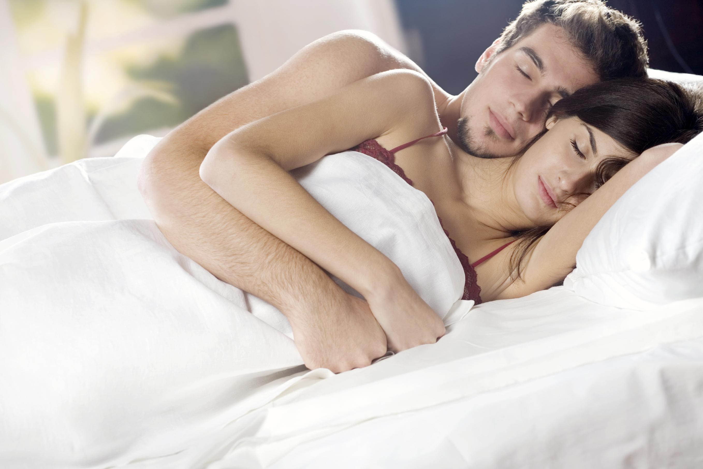 Sleepover sex