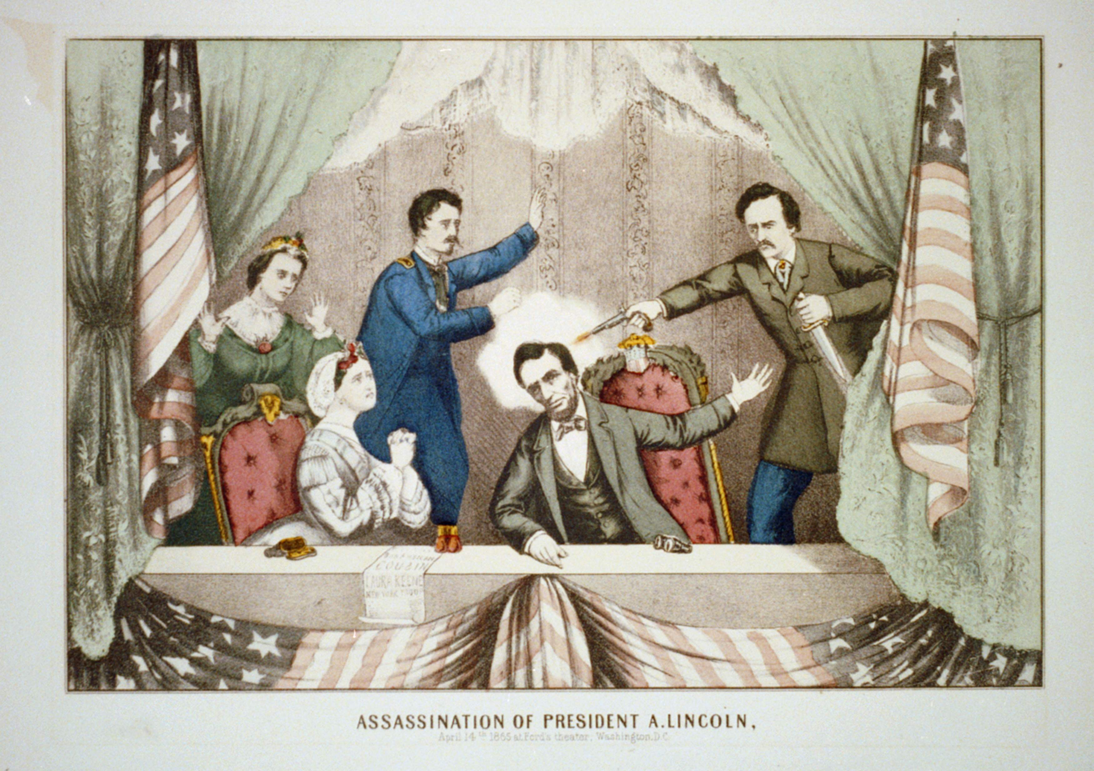 a report on the assassination of abraham lincoln What the newspapers said when lincoln was killed the initial reaction to the president's death was a wild mixture of grief, exultation, vengefulness and fear.