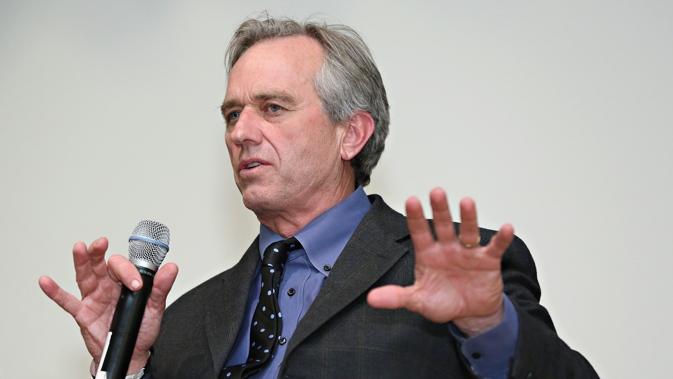 Trump Meets With Vaccine Skeptic >> Robert Kennedy Jr Says He Will Chair Vaccination Safety Committee